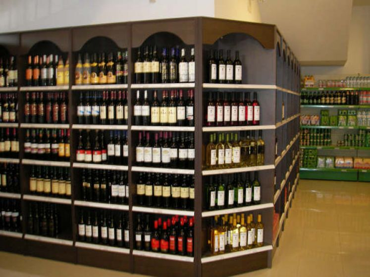 Portella equipaments bodega equipamiento integral para - Estanterias para vino ...